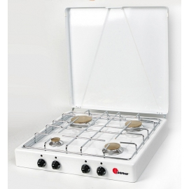 Kuchenka gazowa cztero palnikowa propan butan 542CB