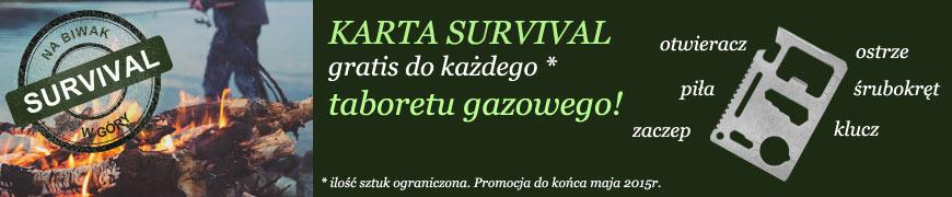Gratis karta survival