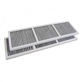 Filtr węglowy do oczyszczacza powietrza Wood's ELFI 900 (kpl. 2 sztuki)