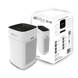 Profesjonalny oczyszczacz powietrza AIRKOMFORT AC-08