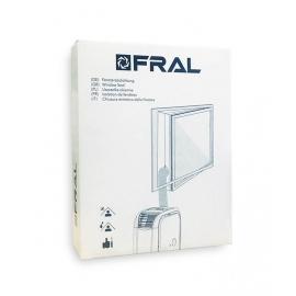 Osłona uszczelniająca (uszczelka okienna) do okien do klimatyzatorów (4 zipy) - zdj01