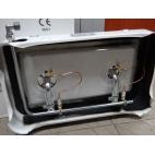Kuchenka gazowa dwupalnikowa z termoparą gaz ziemny 5326 Sm - od spodu