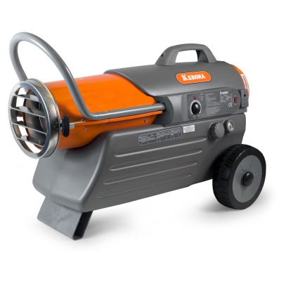 Nagrzewnica olejowa KERONA SPECIAL EDITION KFA-125TDGP 29 kW