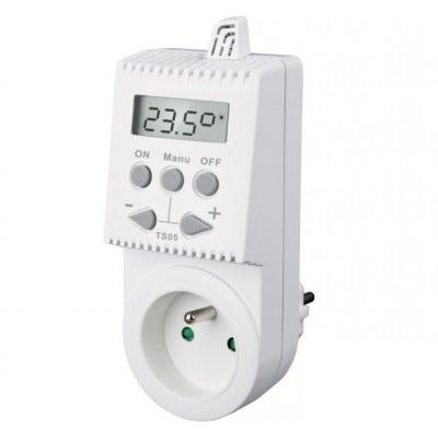 Termostat regulator temperatury do gniazdka TS05